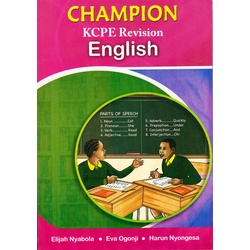 Champion KCPE Revision English