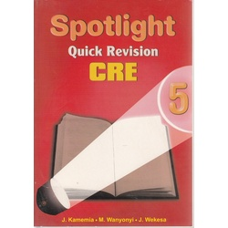 Spotlight Quick Revision CRE 5
