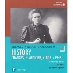 Edexcel Internat GCSE (9-1) History Changes in Medicine