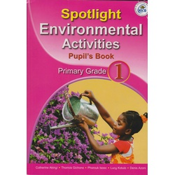 Spotlight Environmental Activities Primary Grade 1 (Approved)