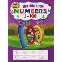 Alka Learn To Write Numbers 1-100