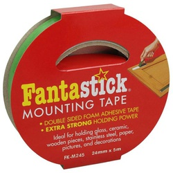 Fantastick Mounting Tape 24mm X 1m