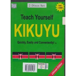 Teach yourself Kikuyu 2CDs