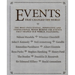 Events that changed the world (Hachette)