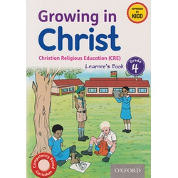 OUP Growing in Christ CRE Grade 4 (Approved)