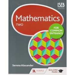 Mathematics for Common Entrance 2