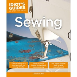 DK-Idiot's Guides Sewing (SP)