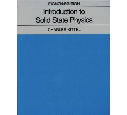 Kittel: introduction to solid state physics, 8th edition.