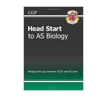 Head Start to AS Biology