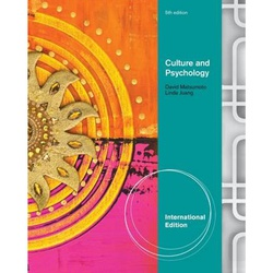 Culture and Psychology 5ED