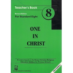 One in Christ Std 8 Teacher's book
