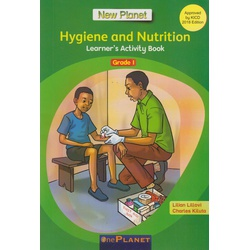 One Planet Hygiene and Nutrition  Learner's Activity Book Grade 1