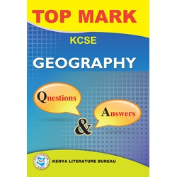 Topmark KCSE Geography Questions & Answers