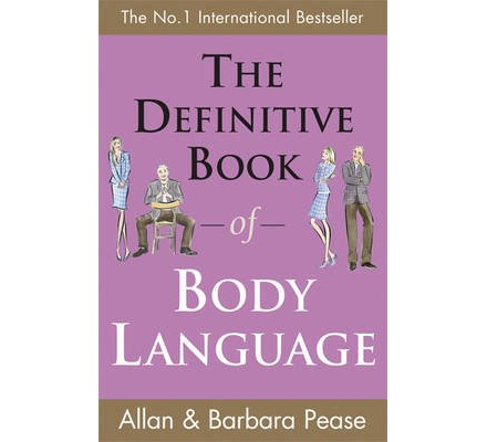 Book pease of body definitive barbara and allan language the