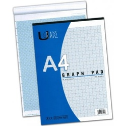 Graph Pad A4 1mm Ref:101