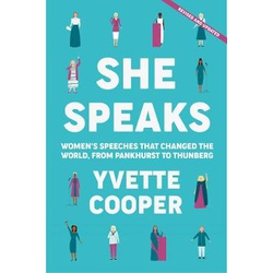 She Speaks;Women's Speeches That Changed The World