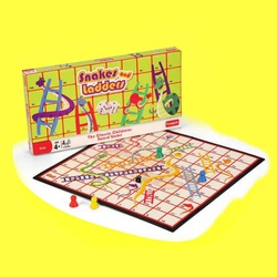 Snakes And Ladders Game Funskool 4970400