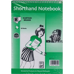 Shorthand NoteBook 80 sheet Ref:425