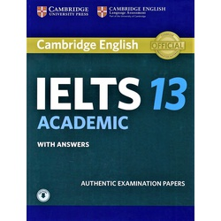 Cambridge Eng IELTS 13 Academic With Answers