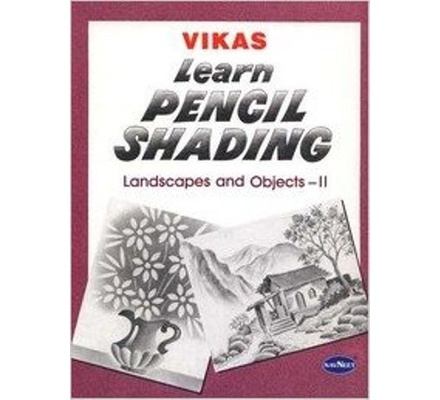 Vikas learn pencil shading landscapes object 2