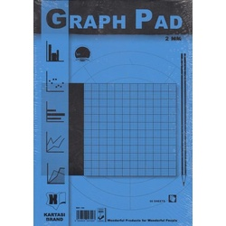 Graph Pad A4 2mm Ref104