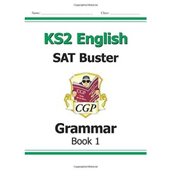 Key Stage 2 English SAT Buster Grammar