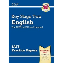 New Key Stage 2 English SATS Practice Papers (for the tests in 2018 and beyond)