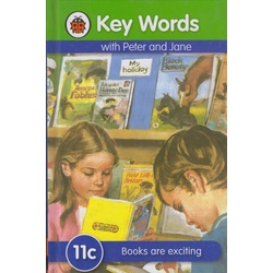 Ladybird 11C: Books are Exciting