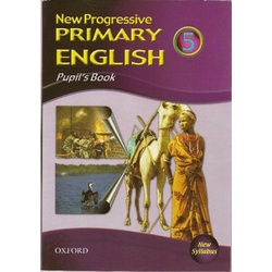 New Progressive Primary English 5