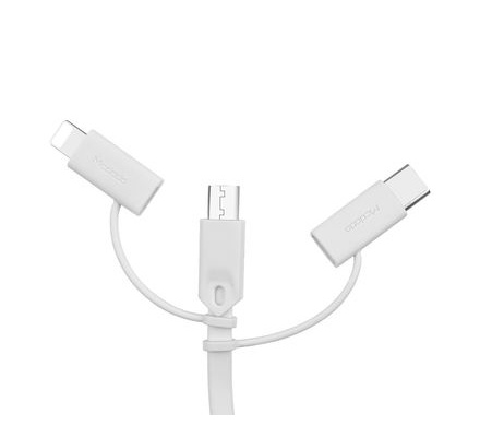 Mcdodo 3 in 1 Lighting/Micro/Type C Cable Ca-1090