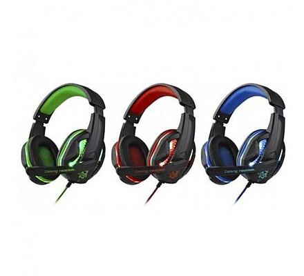 Cliptec Stegous S1 - Led Gaming Headset  Bgh661 (Assorted)