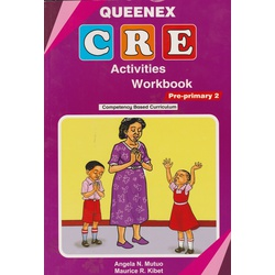 Queenex CRE Activities Workbook PP2