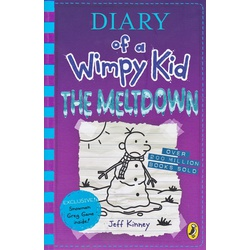 Diary of a Wimpy kid: The Meltdown (Soft Back)