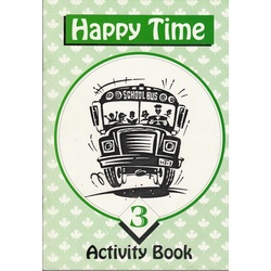 Happy Time - Activity Book 3