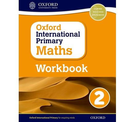 Oxford International Primary Mathematics Work book 2