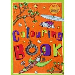 HLTZ Colouring Book 24pgs 502419