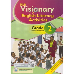 KLB Visionary English Literacy Activities Grade 2