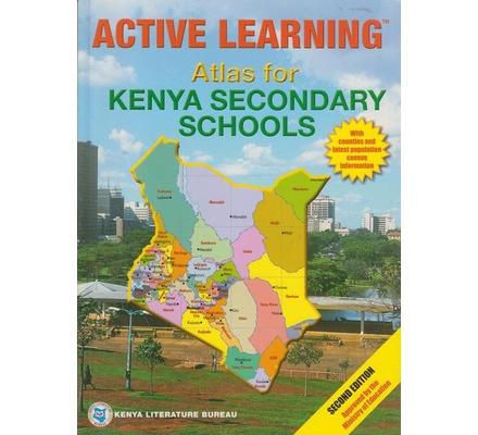 Active Learning Atlas for Kenya Secondary Schools
