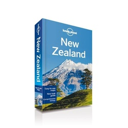 Lonely Planet New Zealand 16ED