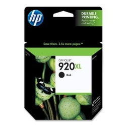 Hp ink cartridge 920XL black