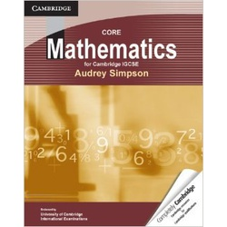 Core Mathematics for Cambridge IGCSE (Cambridge International Examinations)