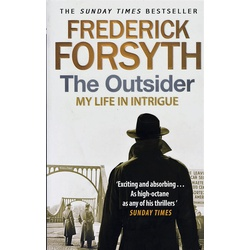 Outsider: My life in Intrigue
