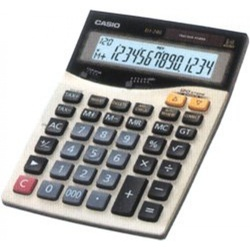 DJ-240 Casio Calculator