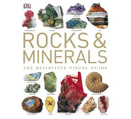 DK-Rocks & Minerals: The Definitive Visual Guide | Books, Stationery,  Computers, Laptops and more  Buy online and get free delivery on orders  above