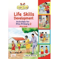 Life Skill Development Act Pre-Primary 2 Level 3 (Little Birds)