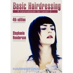 Basic Hairdressing: Coursebook Level 2 4th Edition