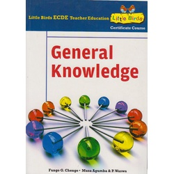 Little Birds ECDE Teacher Education General knowledge (Certificate)