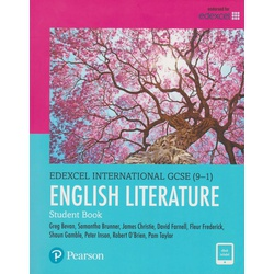 Edexcel International GCSE (9-1) English Literature Student Book