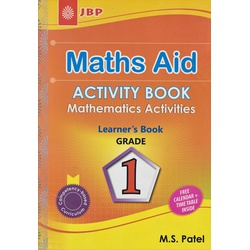 Maths Aid Activity book Grade 1