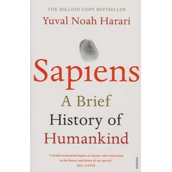 Sapiens: A Brief histrory of humankind